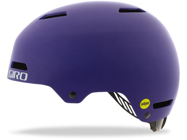 Giro Dime FS Casco Niños, matte purple
